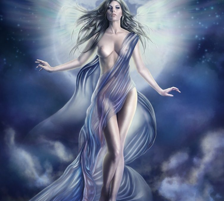7 STEPS TO BECOME A GODDESS  AND FEEL DIVINE!