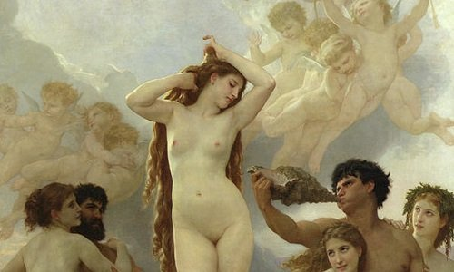 Get To Know Your Inner Aphrodite: The Goddess of Self Love