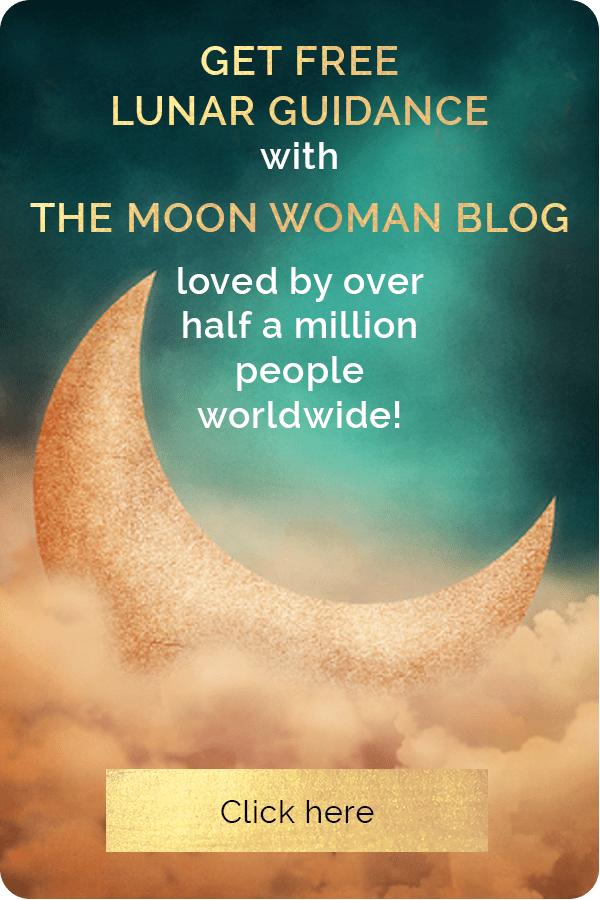 The Moon Woman Blog