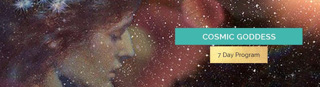 Cosmic Goddess 7 Day Program