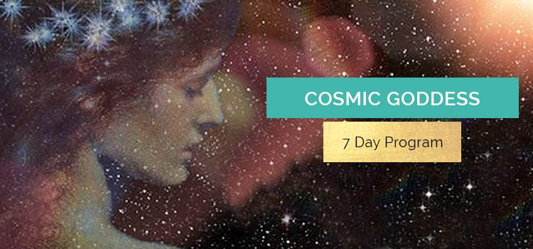 Cosmic Goddess 7 Day Program