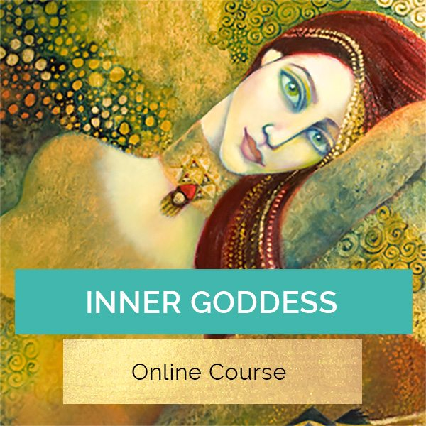Inner Goddess Online Course, The Moon Woman