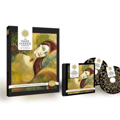 Inner Goddess Book & Double Meditation CD Combo!