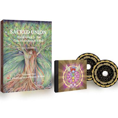 Sacred Union Volume One Book & Sacred Union Double CD Combo!