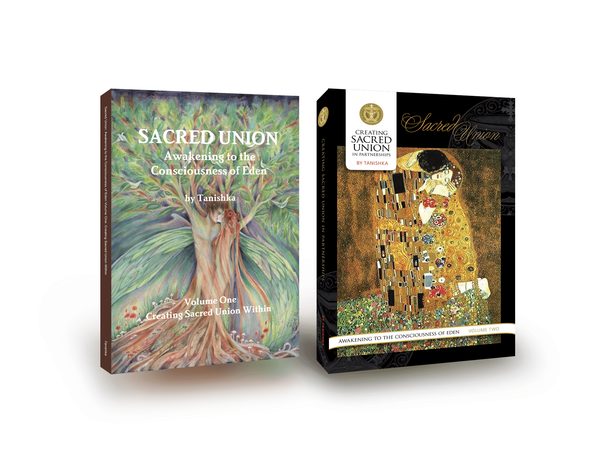 Sacred Union Vol. 1 & Vol. 2 Combo Deal!
