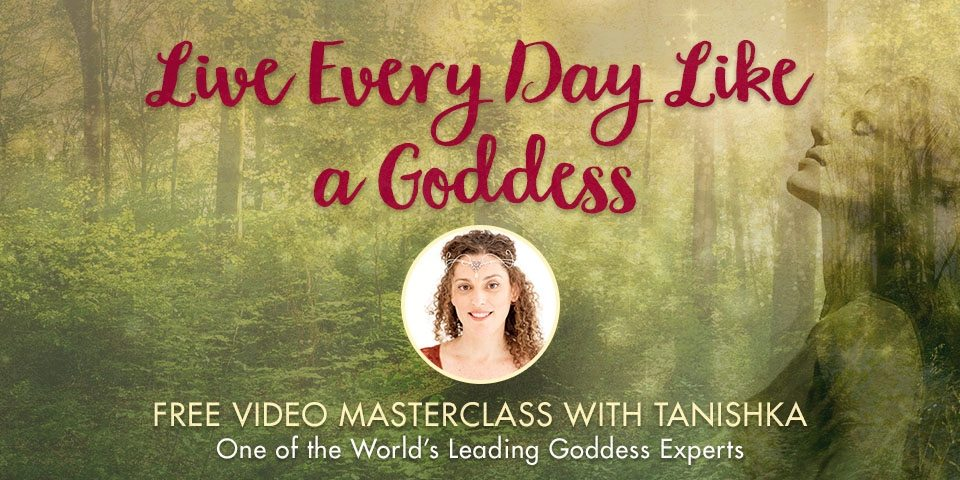 Live Every Day Like a Goddess, The Moon Woman