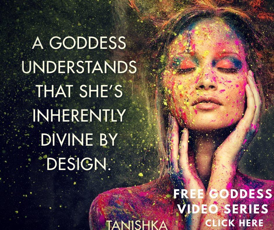 Goddess Wisdom FREE masterclass