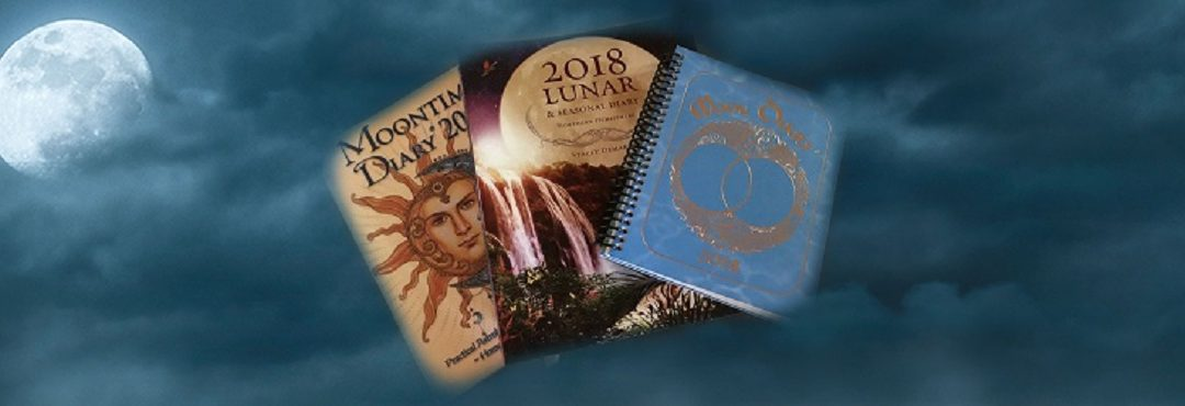 My Review of 2018 Moon Diaries & Calendars