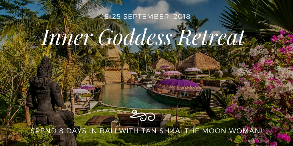 Inner Goddess Retreat Bali 2018