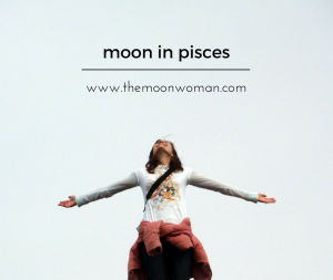 moon in pisces, the moon woman (3)