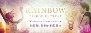 Rainbow Bridge Bali The Moon Woman