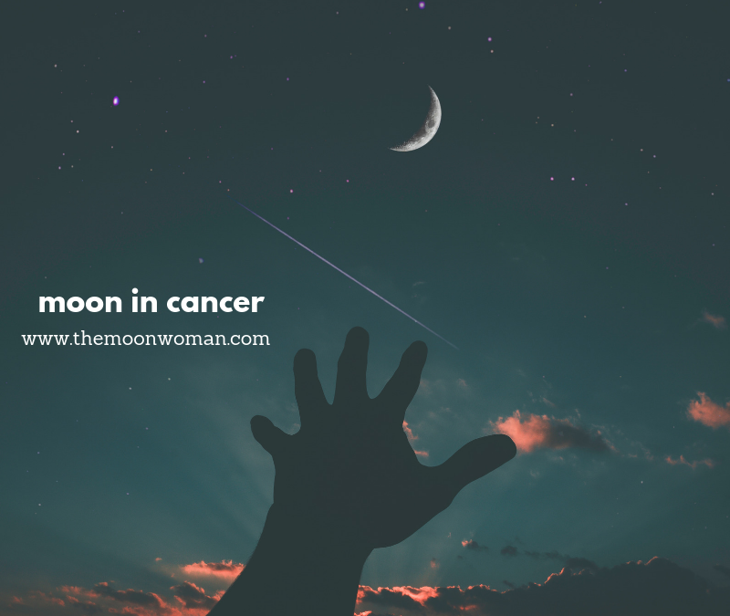 moon in cancer, the moon woman (1)