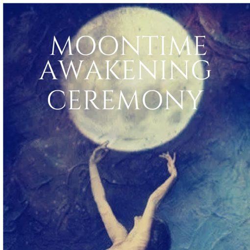 Moontime Awakening Ceremony