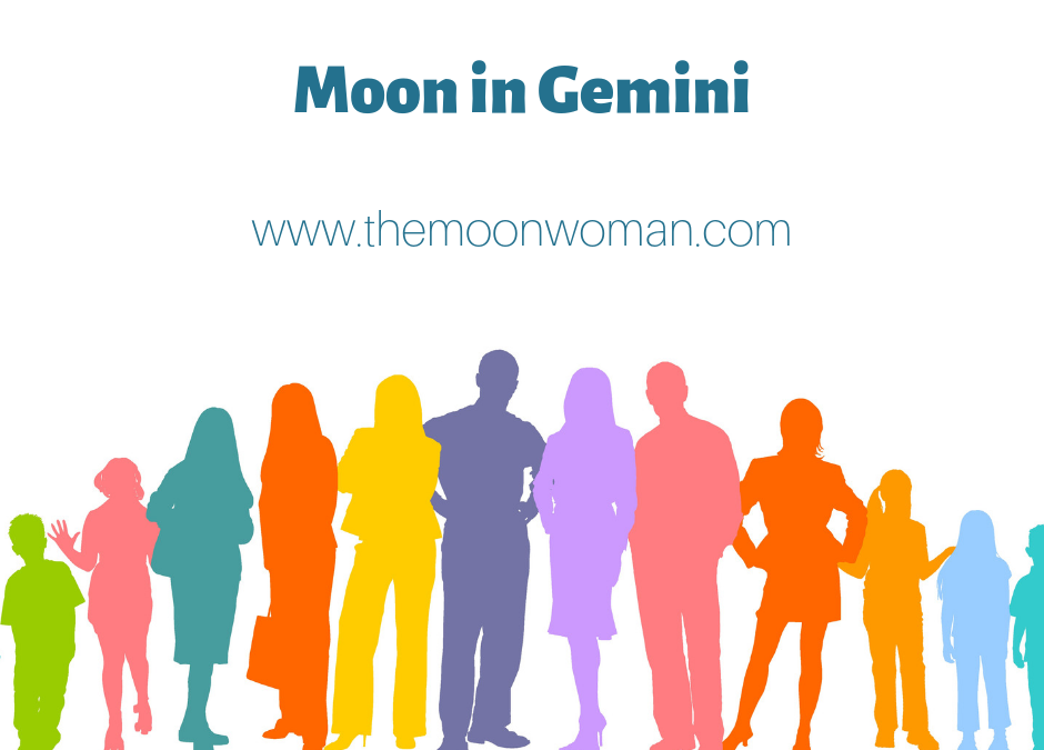 Moon in Gemini