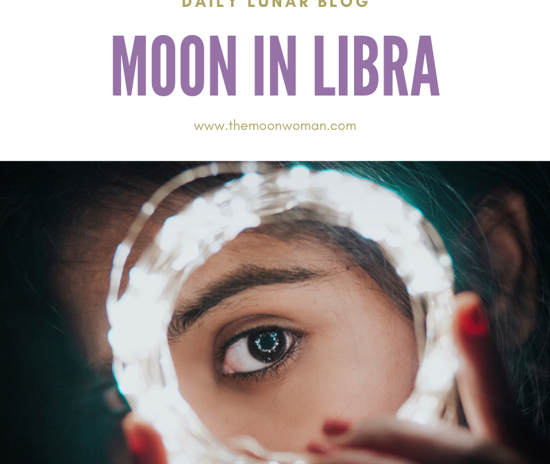 Moon in Libra