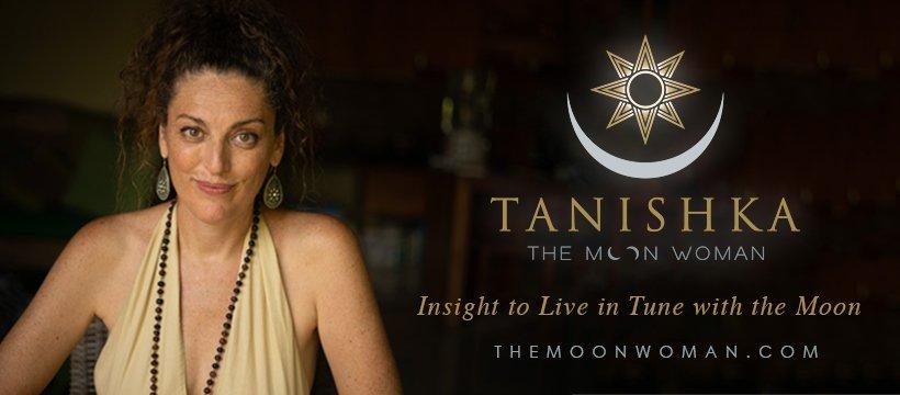 Tanishka, The Moon Woman
