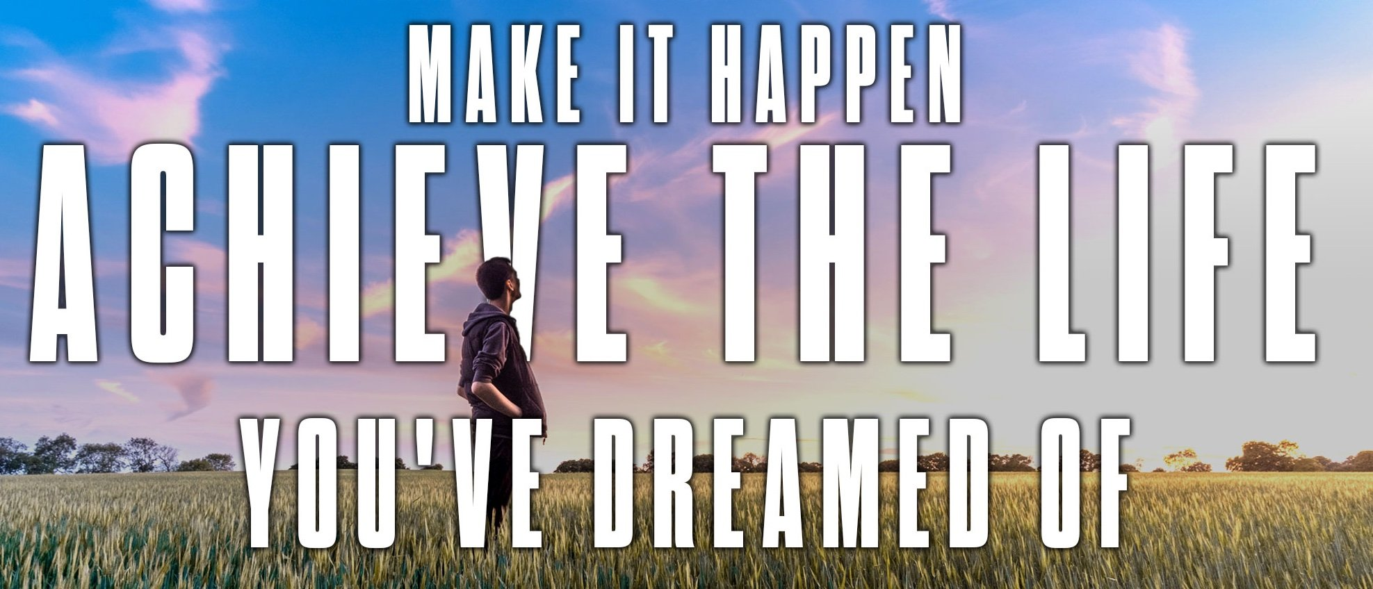 Make It happen, Achieve the life you dreamed of with step-by-step coaching to transcend your limits, find you purpose and fulfil your potential
